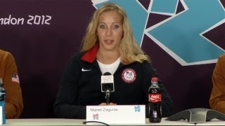 Team USA Olympic Press Conference - Fencing