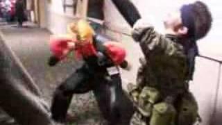 SugoiCon 2007 - Snake vs. Cloudberg