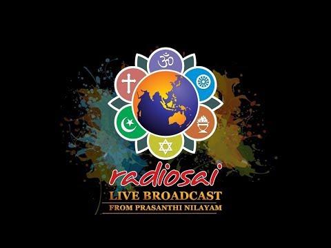 Deepavali Celebrations (Evening Program) by Devotees from Gujarat at Prasanthi Nilayam - 19 Oct 2017
