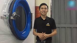 Mua máy sấy máy giặt công nghiệp giá rẻ ở đâu?