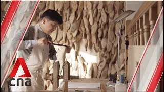 Meet the Japanese shoemaker who doesn