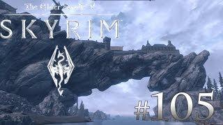 The Elder Scrolls V: Skyrim с Карном. #105 [Преследование Гая Морона]