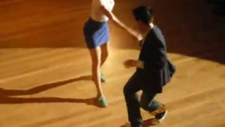 스페인 바르셀로나에서 춤을 Dance fest in Barcelona
