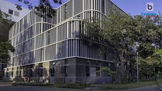 Collector Office in Pune by Sunil Patil Associates