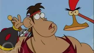 Dave the Barbarian Episode 1 The way of the Dave/Beauty and the Zit
