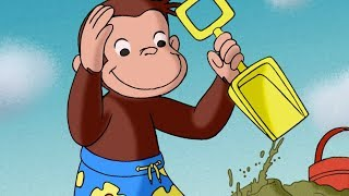 Curious George 🐵Snow Use 🐵 Kids Cartoon 🐵 Kids Movies | Videos for Kids