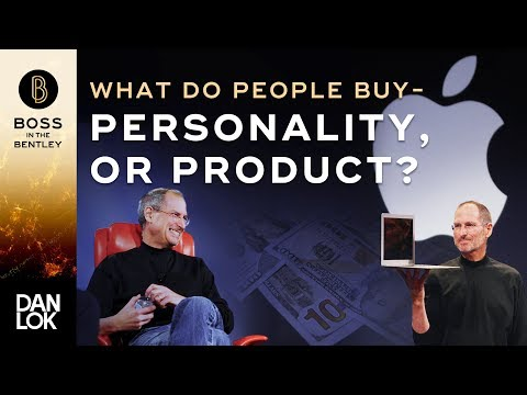 What Do People Buy? Personality Or Product | Boss In The Bentley