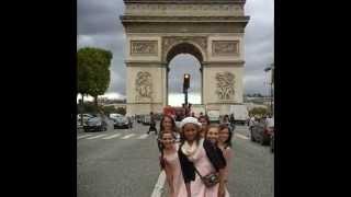 Dance Moms+Chloe Париж