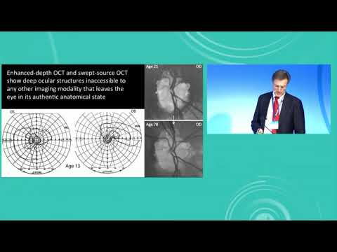 Michael Larsen, MD, OCT of the optic disc: The value of digging deeper