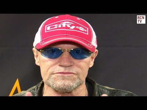 Michael Rooker Interview The Walking Dead & Merle Dixon