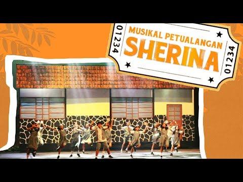 Diary Musikal Petualangan Sherina: D-DAY! #6
