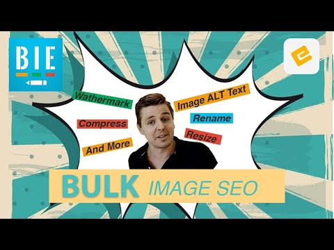 BULK IMAGE EDIT SHOPIFY APP - Honest Review and Quick Tutorial by EcomExperts.io