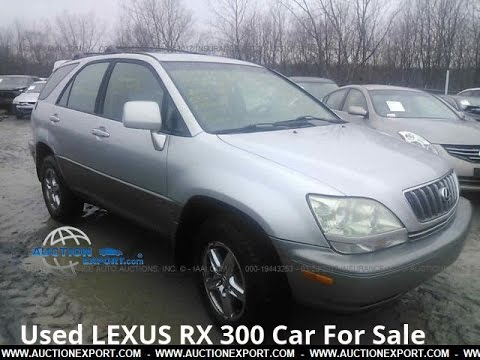 Used Lexus RX 300 For Sale In USA, Shipping To Cambodia