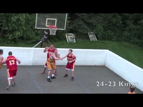 Mini Basketball League 2012 (Kings vs Rockets)