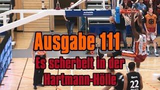 NINERS360 Ausgabe 111 - Es scherbelt in der Hartmann-Hölle | NINERS Chemnitz - Nürnberg 82:61