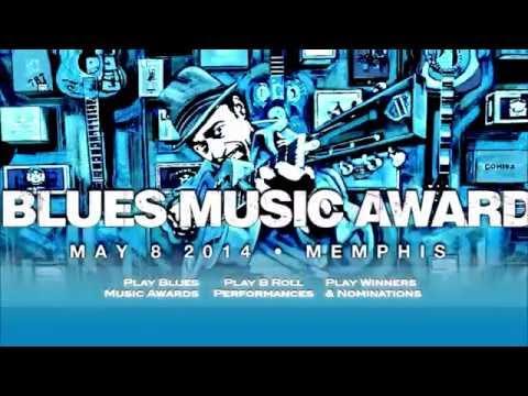 TRUDY LYNN (feat. Steve Krase) - Down In Memphis  (Live Blues Music TV)