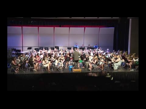 Wilson High School Concert Band 05/15/2018