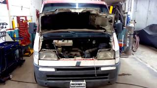 "Dascar2yahoo.comMDQ ""auto body repair shop"". Fiat Ducato ""choque de frente"". Ingreso"""""""