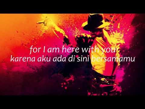 You Are Not Alone - Michael Jackson - Lyrics (Terjemahan Indonesia)