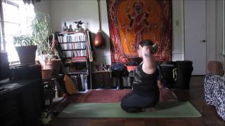 Yoga Enlarged Monthly Vinyasa - May 2015