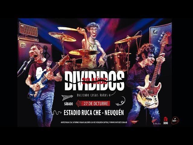 Divididos 30 Años - Fedorco Producciones