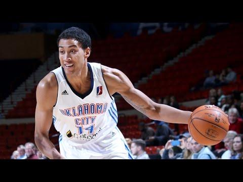 Thunder Rookie Josh Huestis NBA D-League Highlights: November-January