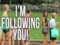 I'm Following You! #ThrowbackThursday
