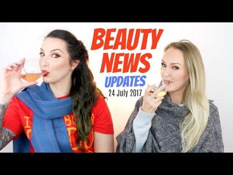BEAUTY NEWS - 24 July | Updates