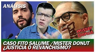 CASO FITO SALUME / MISTER DONUT: ¿REVANCHISMO O JUSTICIA? - SOY JOSE YOUTUBER