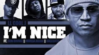 LL Cool J - I'm Nice (Ft. Ron Browz, Murda Mook, and Raekwon) Mp3