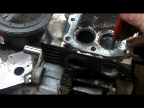 john deere  valve adjustment  push rod replacement funnydogtv