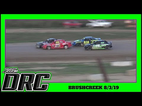 Brushcreek Motorsports Complex | 8/3/19 | The DRC Sport Compacts | Feature
