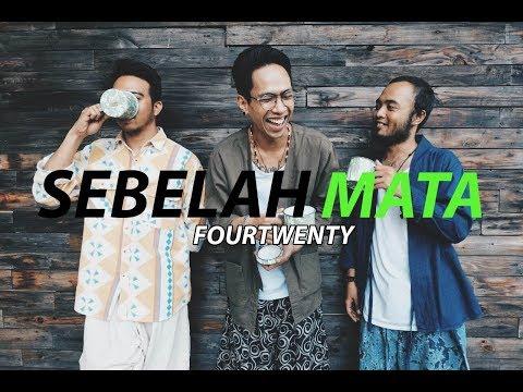 FOURTWNTY - SEBELAH MATA ( MUSIK LIRIK ) FULL HD