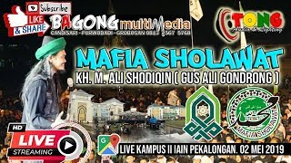 Download LIVE STREAMING MAFIA SHOLAWAT ( Gus Ali Gondrong ) LIVE KAMPUS II IAIN PEKALONGAN