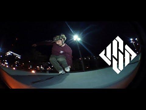 Joey Lunger USD Skates Night Edit 2018