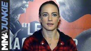 UFC Milwaukee: Jessica Rose Clark full pre-event interview