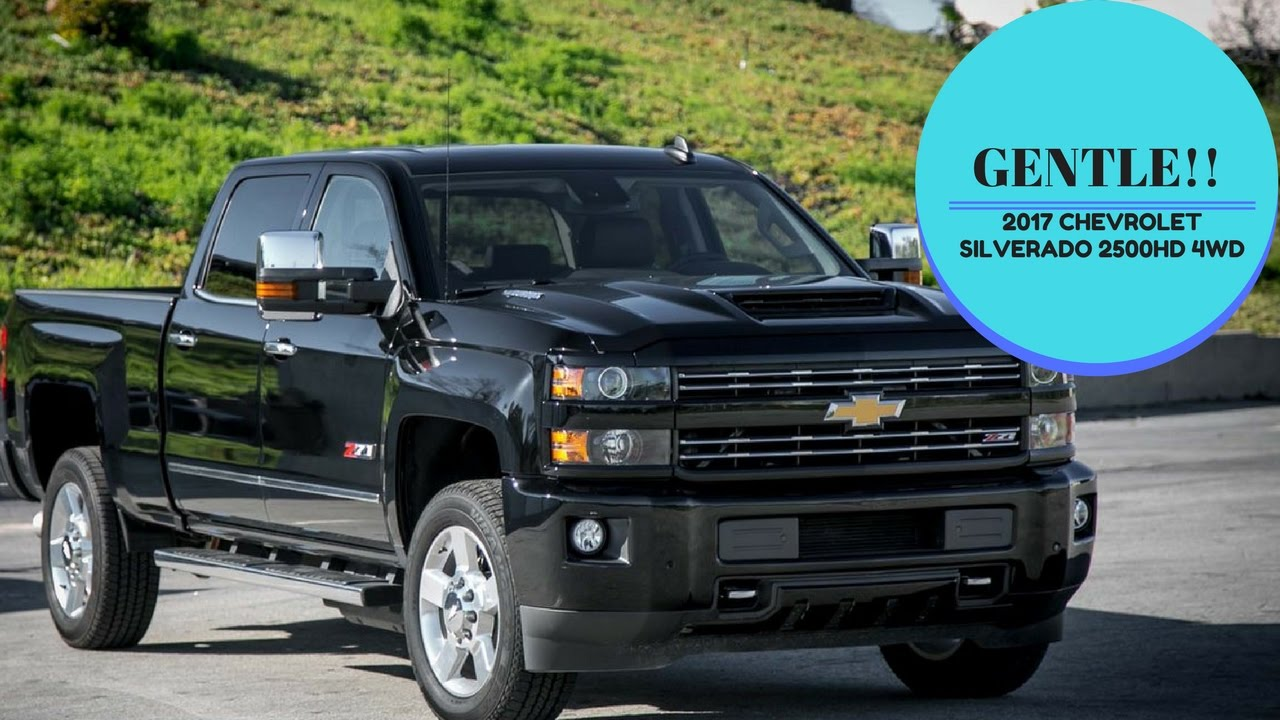 2017 chevrolet silverado 2017 chevrolet silverado 2500hd. Black Bedroom Furniture Sets. Home Design Ideas