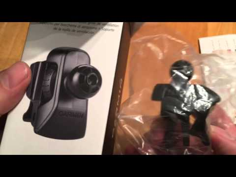 Garmin - Portable Mount Vs. Air Vent Mount / Unboxing / Mercedes A-Klasse W169
