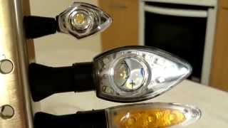 Поворотники для мотоцикла,Яркие #2 (MADE IN CHINA)