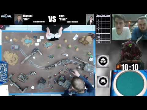 Baltic Cup Kiel III - Spiel 4 - Livestream