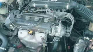 Помогите понять в чем проблема! Глохнет двигатель Nissan Sunny FB14 (GA15DE).