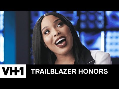 Charmaine is Inspired By La La Anthony & More Trailblazing VH1 Women | Trailblazer Honors