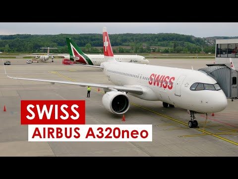 [Flight Report] SWISS | Zurich ✈ Athens | Airbus A320neo | Business