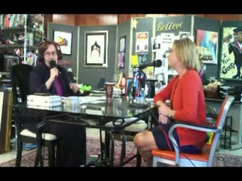 Anne Eller of WCRS interviews Heather Simmons Jones: March 5, 2014