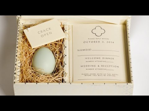 How to Make Your Wedding Invitations Truly Unique