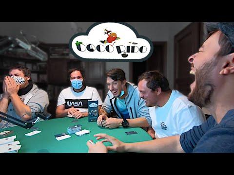 COCO RIDO: Il Gioco da Tavolo SCORRETTO che ci fa MORIRE dalle risate