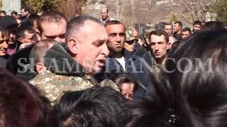 Հայրենի գյուղում հողին հանձնվեց 26 ամյա հերոսի աճյունը