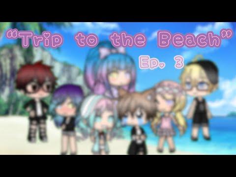 """Trip To The Beach"" - My Maid Part-time Job | Ep. 3 | Gachaverse"