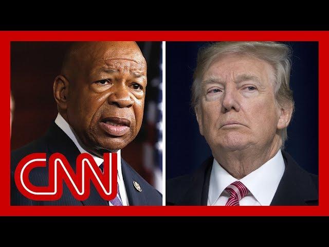 Brian Stelter: This Fox News segment inspired Trumps Elijah Cummings rant