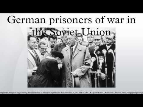 German prisoners of